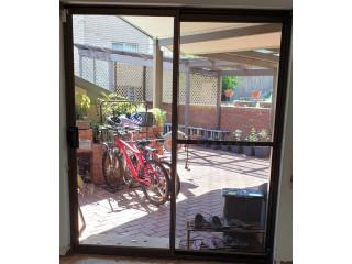 Aluminum framed Glass Sliding Door