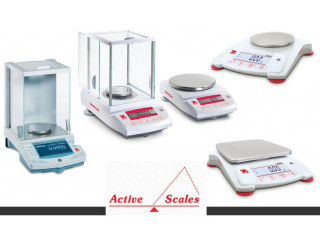 High Precision Laboratory Scales & Balances