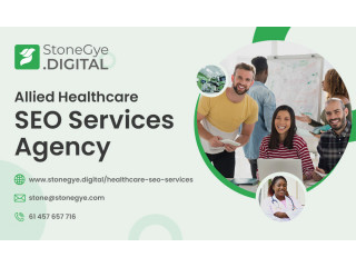 Allied Healthcare SEO Services Agency