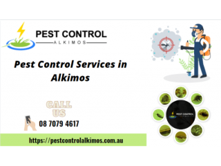 Professional Pest Control Services in Alkimos
