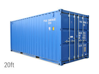PortMC - Shipping Containers