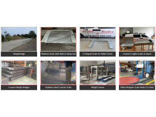 Get Custom Scales for Industrial Weighing Needs