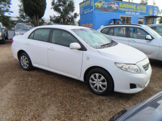 Toyota Corolla 2008 on sale in Canberra