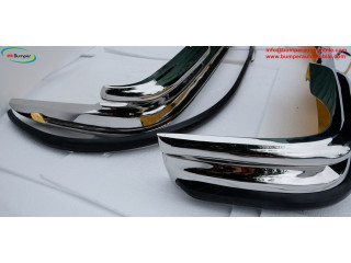 Mercedes W111 3.5 coupe bumpers with Rubber