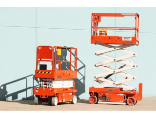 Scissor Lift Hire Melbourne