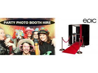 Photo Booth Hire Sydney - Epic Party Hire