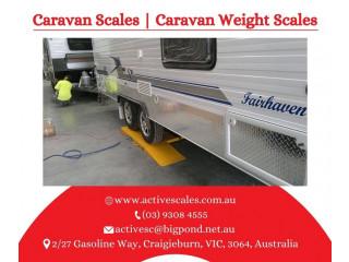 Best Deals on Caravan Scales in Melbourne