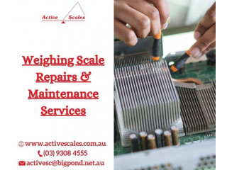 Affordable Weighing Scale Repairs & Maintenance Services in Melbourne