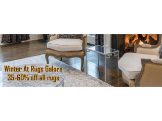 Get Upto 60% off on All Rugs This Winter