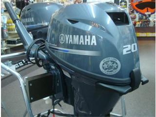 Used Yamaha 20HP 4-Stroke Outboard Motor Engine