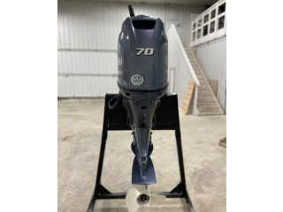 Used Yamaha 70HP 4-Stroke Outboard Motor Engine
