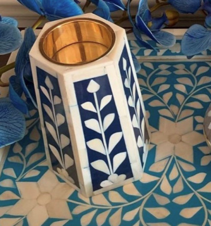 buy-wedding-candle-holder-handmade-bone-inlay-candle-sticks-holder-for-sale-divian-decor-exports-big-0