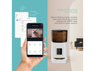 Smart PetFeeders