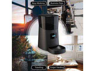 PP005 Smart pet feeder Voice Recording