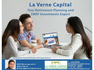 La Verne Capital - Your Retirement Planning and SMSF Investments Expert