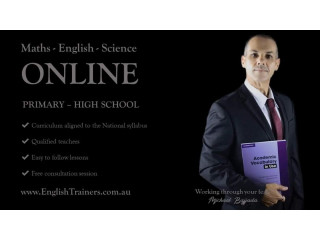 ENGLISH TRAINERS FACE-TO-FACE AND/OR ONLINE LESSONS